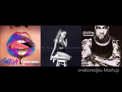 Problem Swallowing It - Jason Derulo Vs. Ariana Grande & Busta Rhymes (Mashup)