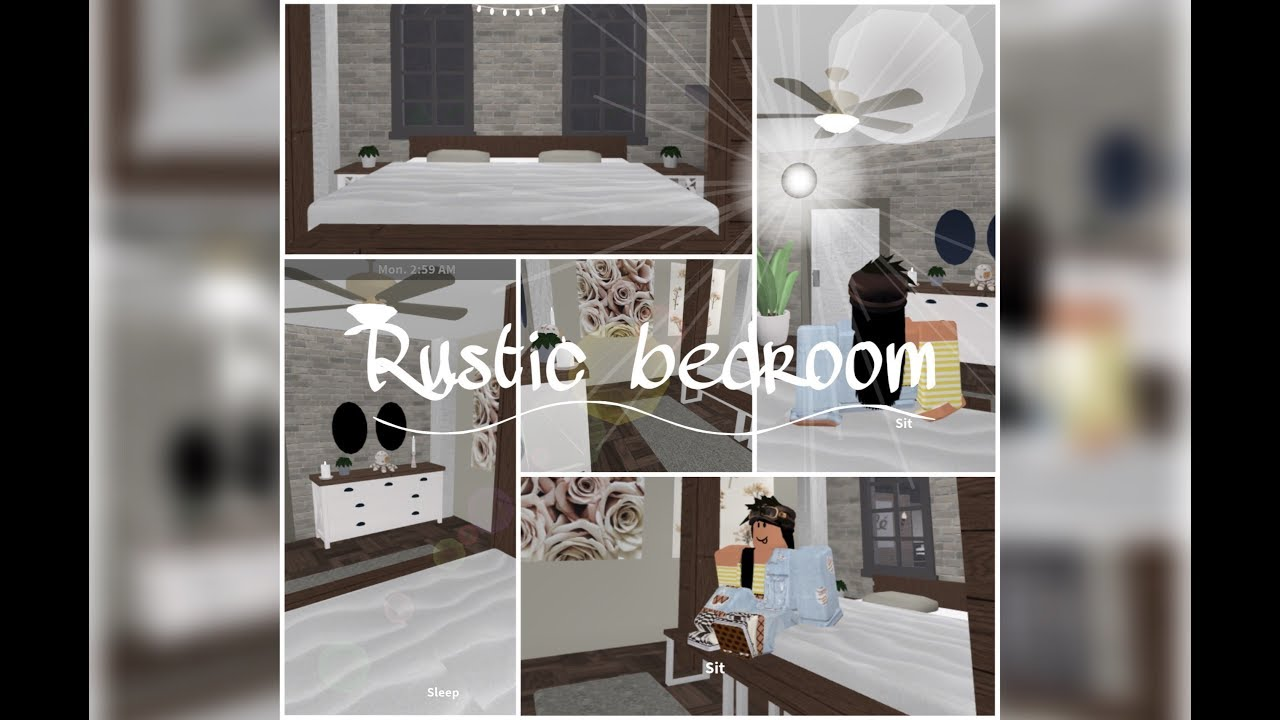 Aesthetic Rustic Bedroom