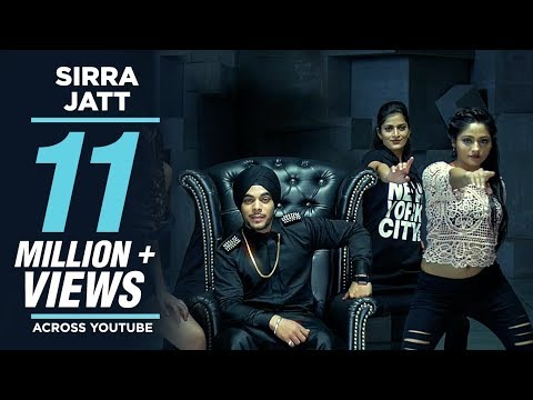 Kuwar Virk: Sirra Jatt (Official Video) New Punjabi Songs 2017 | T-Series Apna Punjab