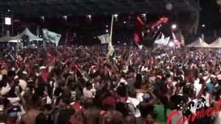 International Soca Monarch Competition 2013 Performance - Machel Montano - Float