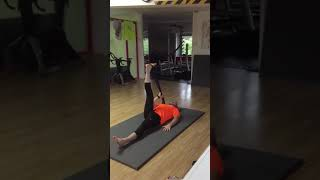 Hamstring, adductor and abductor stretch
