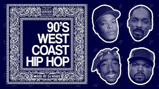 Gambar cover 90's Westcoast Hip Hop Mix | Old School Rap Songs | Best of Westside Classics | Throwback | G-Funk