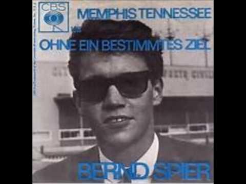 Memphis Tennessee   -  Bernd Spier 1964