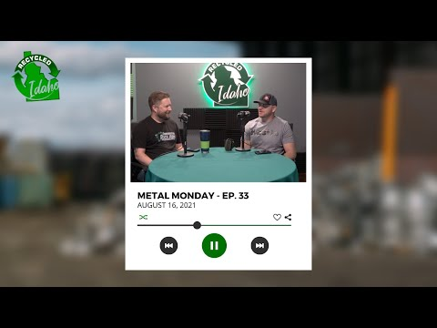 Metal Monday Episode #33 With Nick and Brett, August 16, 2021