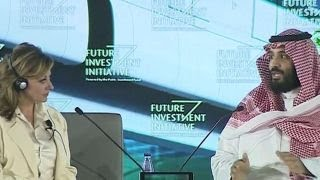Saudi Arabia crown prince vows to do more to stop extremism