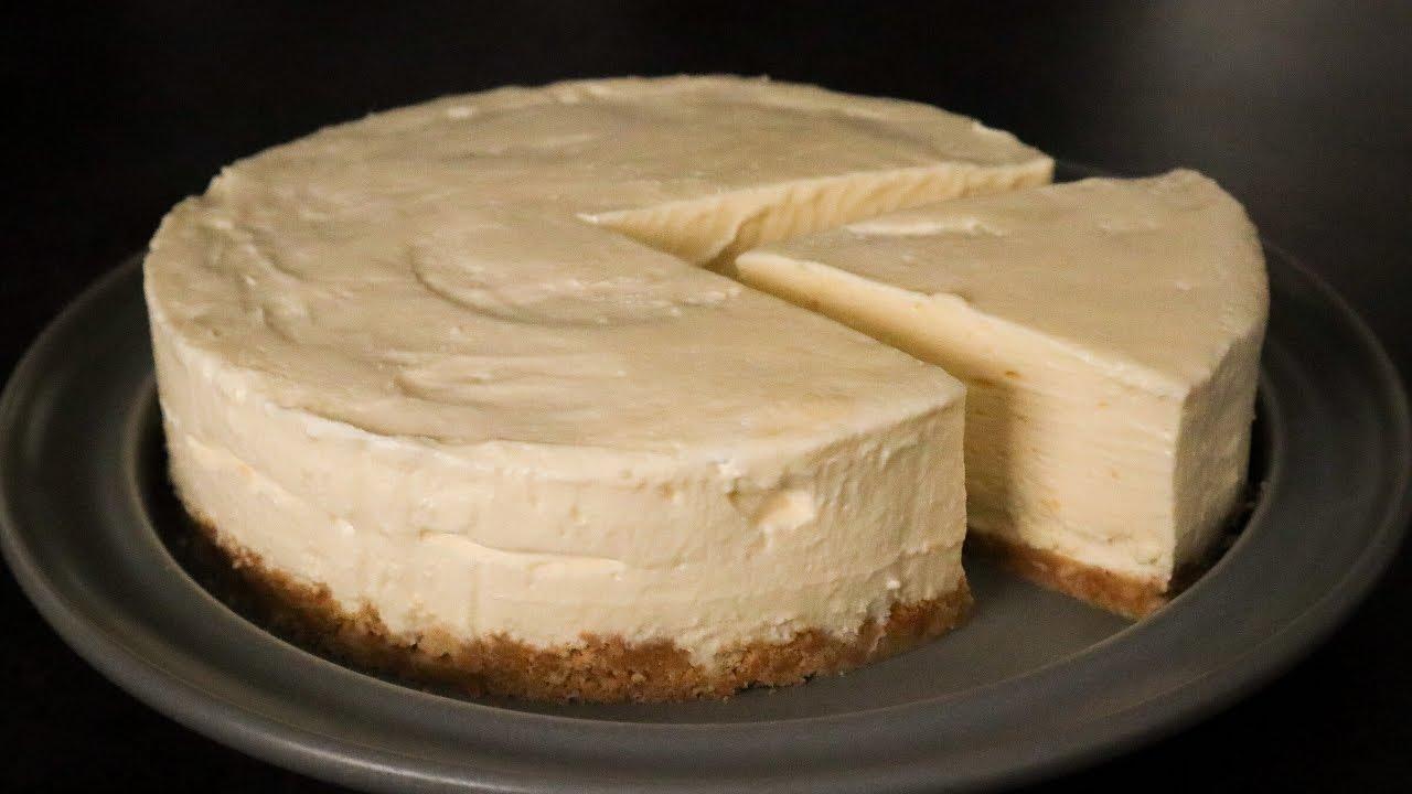 オレオ チーズ ケーキ ゼラチン なし