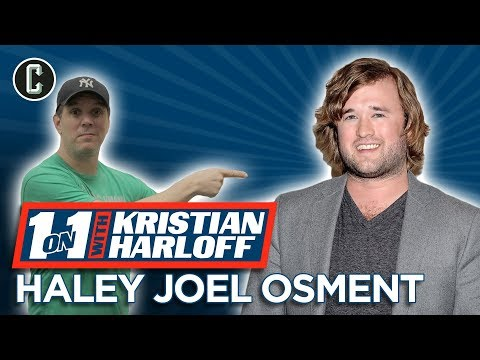 Actor Haley Joel Osment   1 on 1 with Kristian Harloff