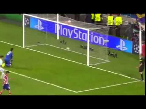 Real Madrid 4 1 Atletico   Goles   COPE   Final Champions League 2014   La Décima