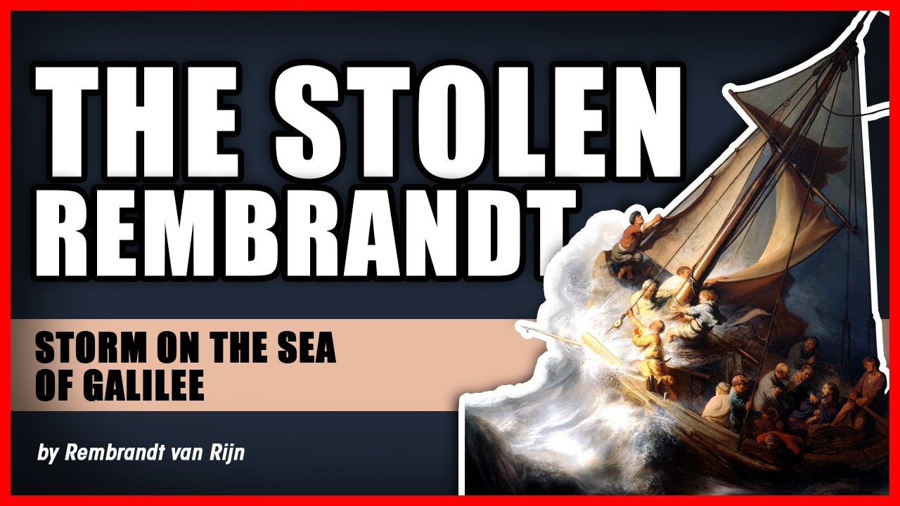 The stolen rembrandt storm on the sea of galilee 1st art gallery the stolen rembrandt storm on the sea of galilee 1st art gallery publicscrutiny Choice Image
