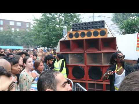 Channel One Sound @ Notting Hill Carnival 2016, Pt2