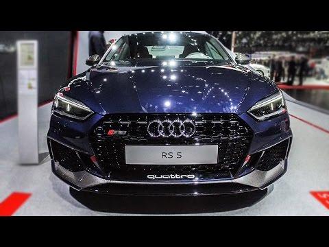 2018 AUDI RS5 - 2017 Geneva Motor Show