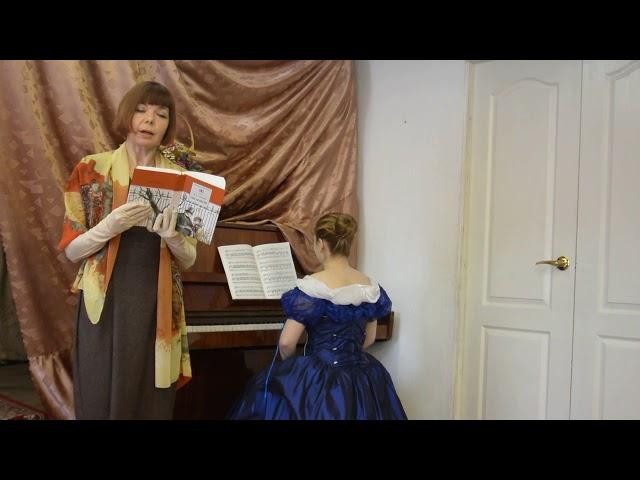 Изображение предпросмотра прочтения – ТюмероваВера Юрьевна читает произведение «Обломов» И.А.Гончарова