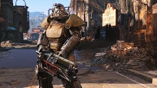 Raiding a Super Mutant Camp in Fallout 4 Using Power Armor - IGN Plays Live