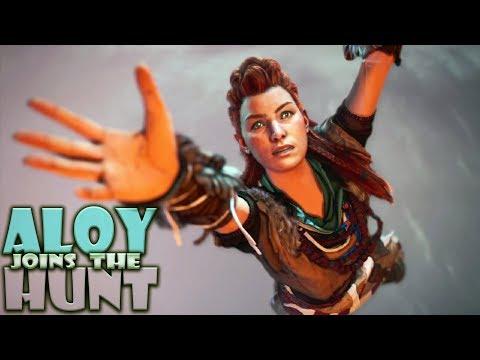 MONSTER HUNTER WORLD: Aloy Joins the Hunt! thumbnail