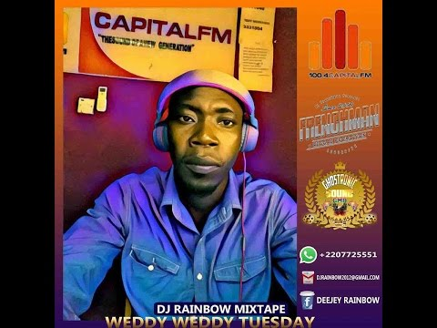 WEDDY WEDDY TUESDAY @ CAPITAL FM RADIO HOST BY DJ RAINBOW 8 NOV 2016