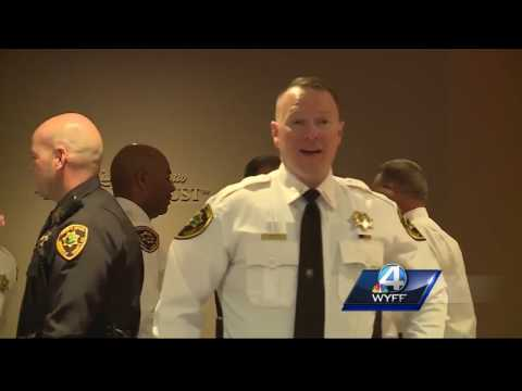 1-on-1 with new Greenville County Sheriff reveals his plans for the next 4 years
