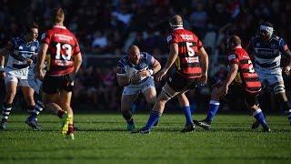 ROUND 5 HIGHLIGHTS: Canterbury v Auckland - 2018