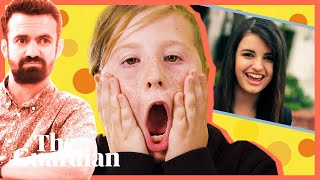YouTube kids: the child stars taking over