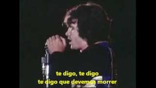 The Doors - Alabama Song Whiskey Bar - (Legendado)