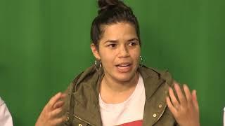 ChronicleTV LIVE EVENT Alicia Keys, America Ferrera, and Liza Koshy