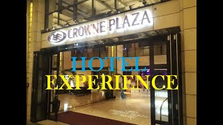 Experience Hotel Accommodation in Crowne Plaza Hotel Sanya city Hainan Tour China MVG
