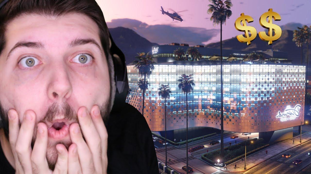 MİLYON DOLARLIK YENİ ULTRA LÜKS EVİMİZ!! (GTA 5 Online DLC)