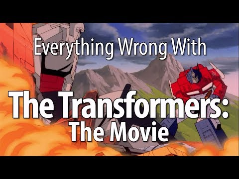 Everything Wrong With The Transformers: The Movie (1986)
