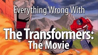 Everything Wrong With The Transformers  The Movie (1986)