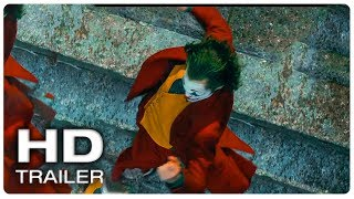 JOKER Stairs Dancing Scene - JOKER (2019) Movie CLIP HD