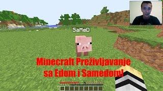 Minecraft prezivljavanje (Balkan Gameplay) #14 - Samed je MRTAV???