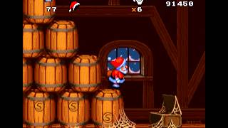 Daze Before Christmas - Daze Before Christmas (SNES / Super Nintendo) - Speedrun #1 - User video