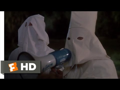 Fletch Lives (4/10) Movie CLIP - Klan Problems (1989) HD