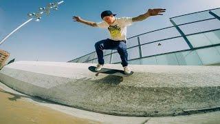 GoPro Skate: Aurelien Giraud Skates 5 Lines in Barcelona