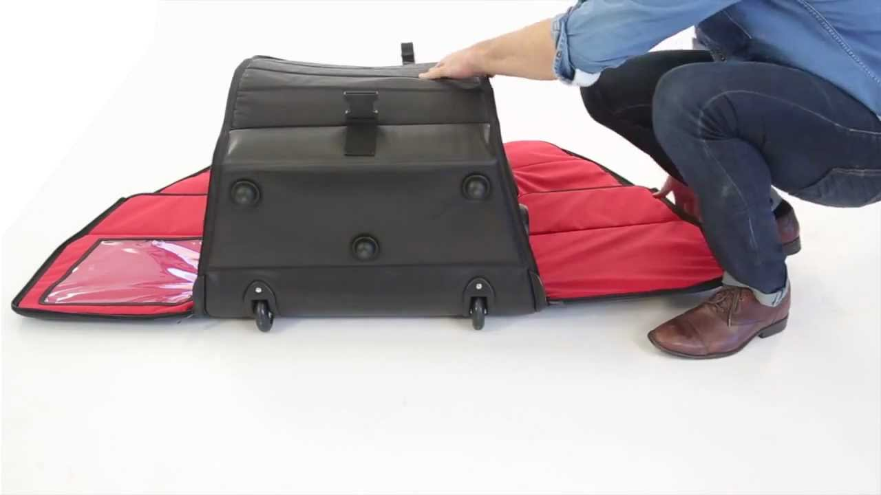 How To Use The Bugaboo Comfort Transport Bag
