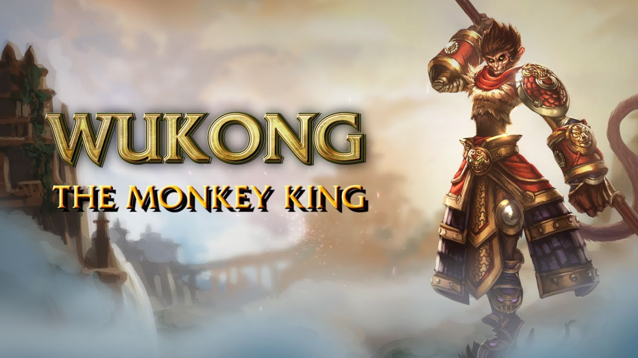 League Of Legends Wallpaper Hd Wukong Champion Spotlight Youtube