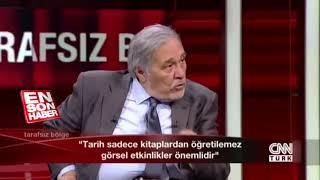 İlber ORTAYLI Fatih Sultan Mehmet Han ı anlatıyor;  Ahmet HAKAN şaşırıyor.