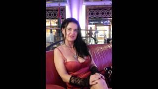 Lady Balladyna in Burj Al Arab Dubai