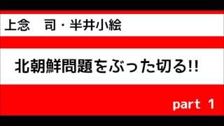 【上念司×半井小絵】北朝鮮問題語る!! 2017/4/19 part 1 半井小絵 動画 23
