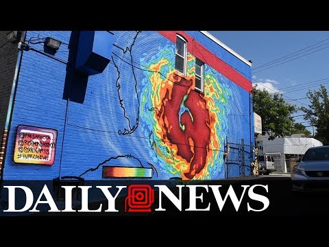Wu-Tang Clan inspired mural takes on climate change