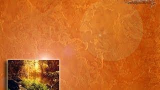 ВЕНЕЦИАНСКАЯ фреска Мастер классы декоративная КАРФАГЕНСКАЯ штукатурка TRAVERTINO Урок 6