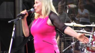 Blondie- Never, Never gonna give you up (Encore)- LIVE 7/3/15