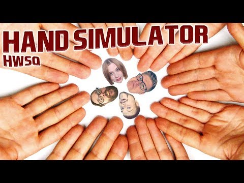 HWSQ 🤙 209 • RUSSISCH ROULETTE... Nur Anders'... • Let's Play HAND SIMULATOR [002]