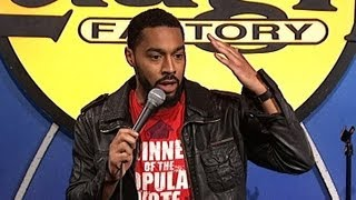 Tone Bell - Old People (Stand Up Comedy)
