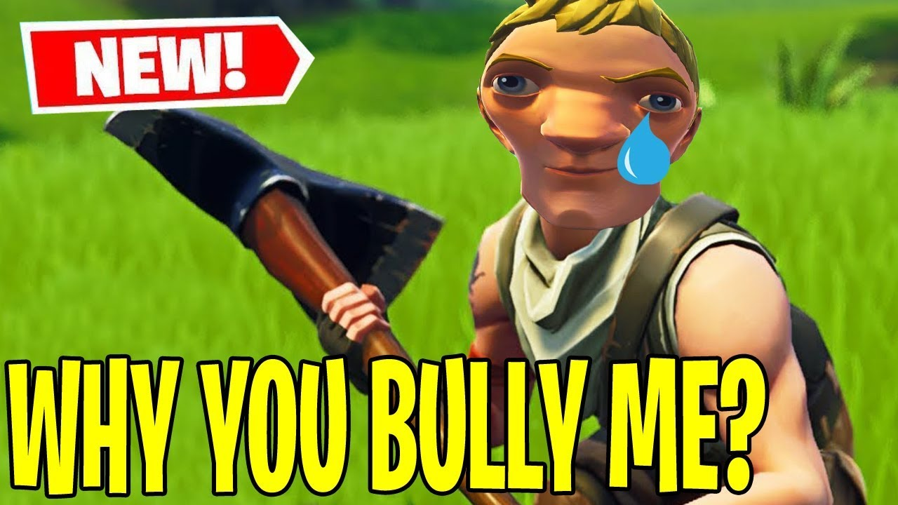 Why Bully Me?