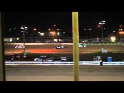 EWSC Racing WDLMA Late Model Feature 8/22/2012