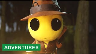 Benny Goes on a Treasure Hunt | Benny the Bee