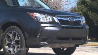 MotorWeek | Road Test: 2014 Subaru Forester(The 2014 Subaru Forester hits a growth spurt. MotorWeek's John Davis has the road test review., 2013-05-10T13:39:46.000Z)
