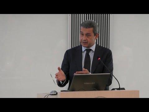 L'intervento di Silvio Fraternali al General Meeting 2017
