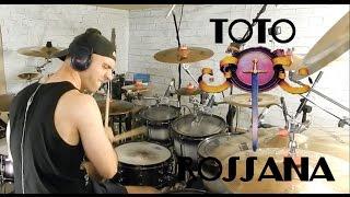Rosanna/Toto drum cover