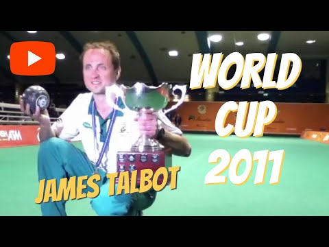 James Talbot 2011 World Cup